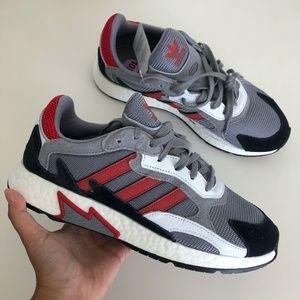 Adidas Tresc Run Scarlet sneaker 10.5
